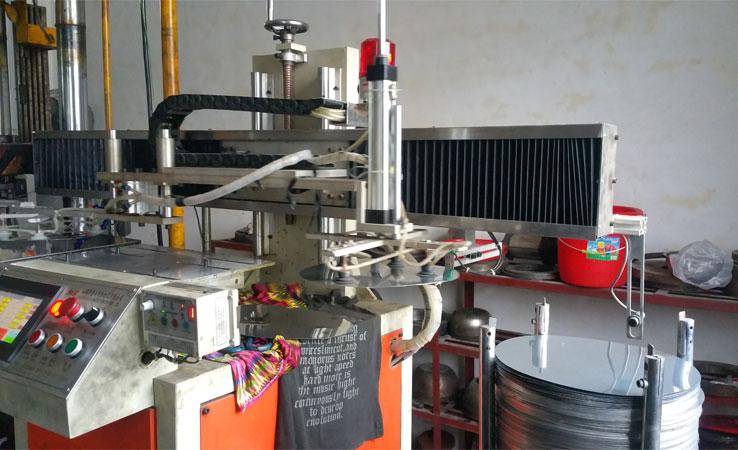 某潮州家具生产行业片料重叠检测器合作案例