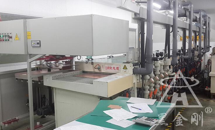 深圳某PCB电路生产集团与黑金刚检测器合作案例-【多盟电子仪器】