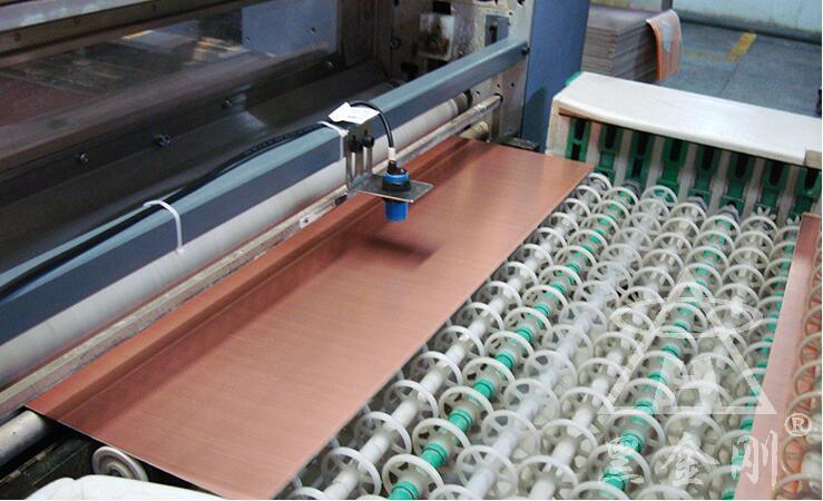 中山某PCB放板机设备生产厂商SP-B5单双张识别仪合作案例