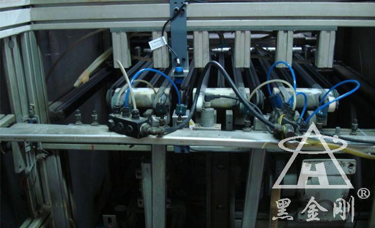 广东中山某电子科技双板检测器合作案例