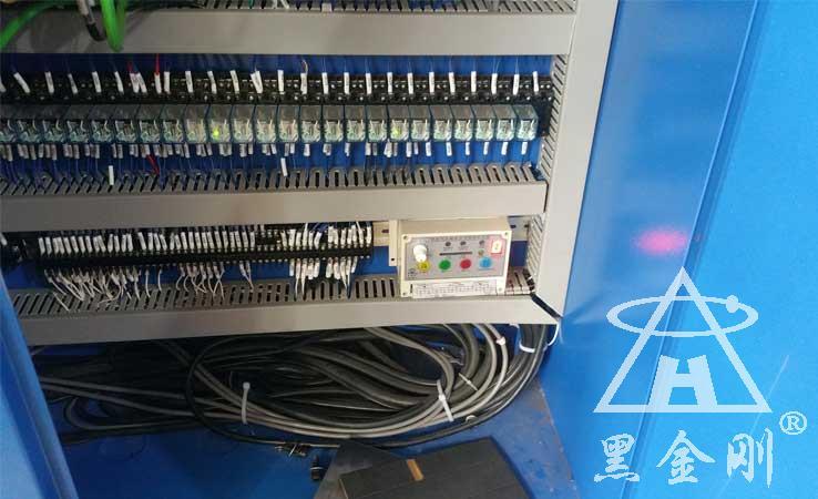中山某家电行业黑金刚双片料重叠检测器合作案例