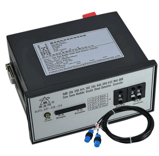 SP-III-24/罐身缝焊双张检测控制仪器-【黑金刚】