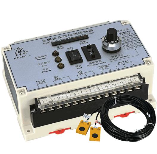 SP-A/大片料金属板双张片料重叠检测器-【黑金刚】