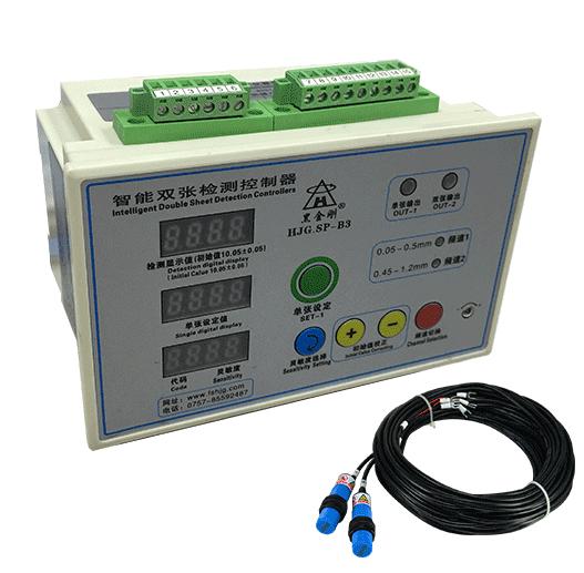 SP-B3/金属智能双张重叠检测控制器-【黑金刚】