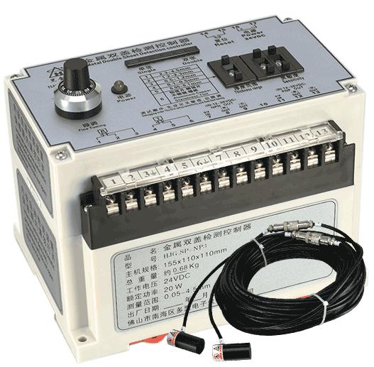 SP-NP3金属盖子有无拉环检测重叠控制仪器-【黑金刚】